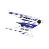 2016 Yamaha TTR50 Replica OEM Shroud Graphics