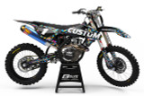 Custom KTM Graphics Kit