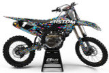 Custom Yamaha Graphics Kit