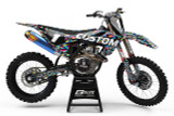 Custom Husqvarna Graphics Kit