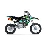 Kawasaki Laserlight KLX110 Graphics Kit