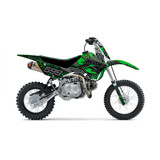 Kawasaki Ignite KLX110 Graphics Kit