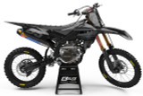 Yamaha Tactical Grey Graphics Kit