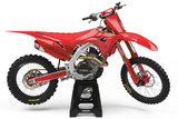 Honda Stryker Red Graphics Kit