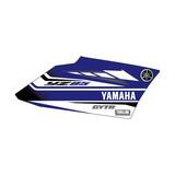 2017 Yamaha YZ85 Replica OEM Shroud Graphics