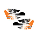 KTM Digital Hand Guard Graphics