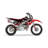 Honda Incline CRF110 Graphics Kit