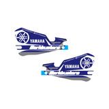 Yamaha Racer Barkbuster VPS Hand Guard Graphics