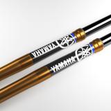 Yamaha Fork Tube Sticker