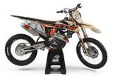 KTM Desierto Graphics Kit
