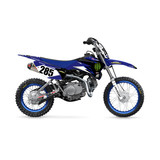 Yamaha Altitude TTR110 Graphics Kit