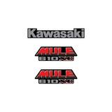 2016 Kawasaki Mule 610XC 4x4 Replica OEM Graphics