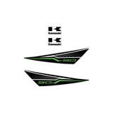 2019 Extra Pieces Kawasaki KFX90
