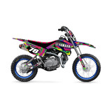 Yamaha Kaylo TTR110 Graphics Kit