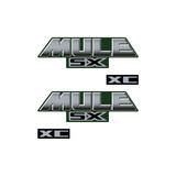 2020 Kawasaki Mule 610 SX XC 4x4 Replica OEM Graphics