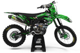 Kawasaki Poison Graphics Kit