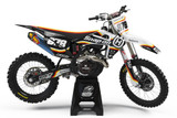 Husqvarna Semisonic Graphics Kit