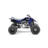 Yamaha Search Blue ATV Graphics Kit