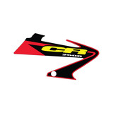 2002 Honda CR125R / CR250R Replica OEM Shroud Graphics