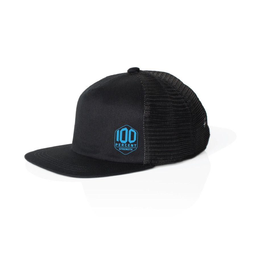 100% Strength Trucker Cap