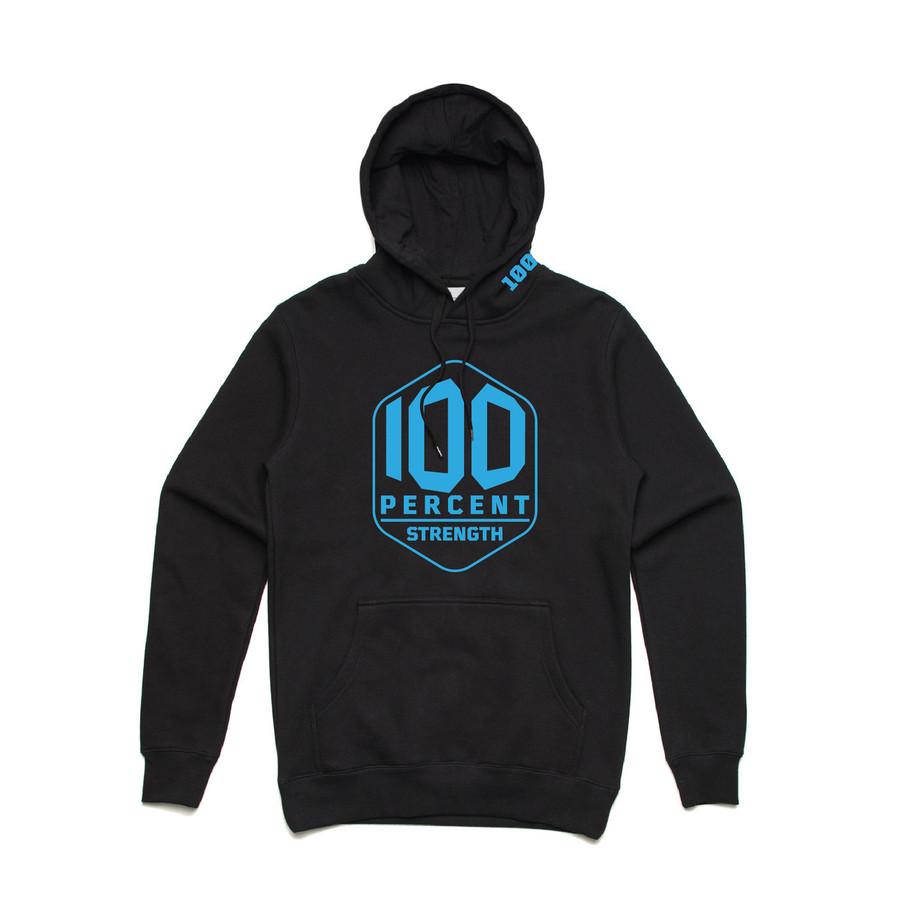 100% Strength Base Hoodie