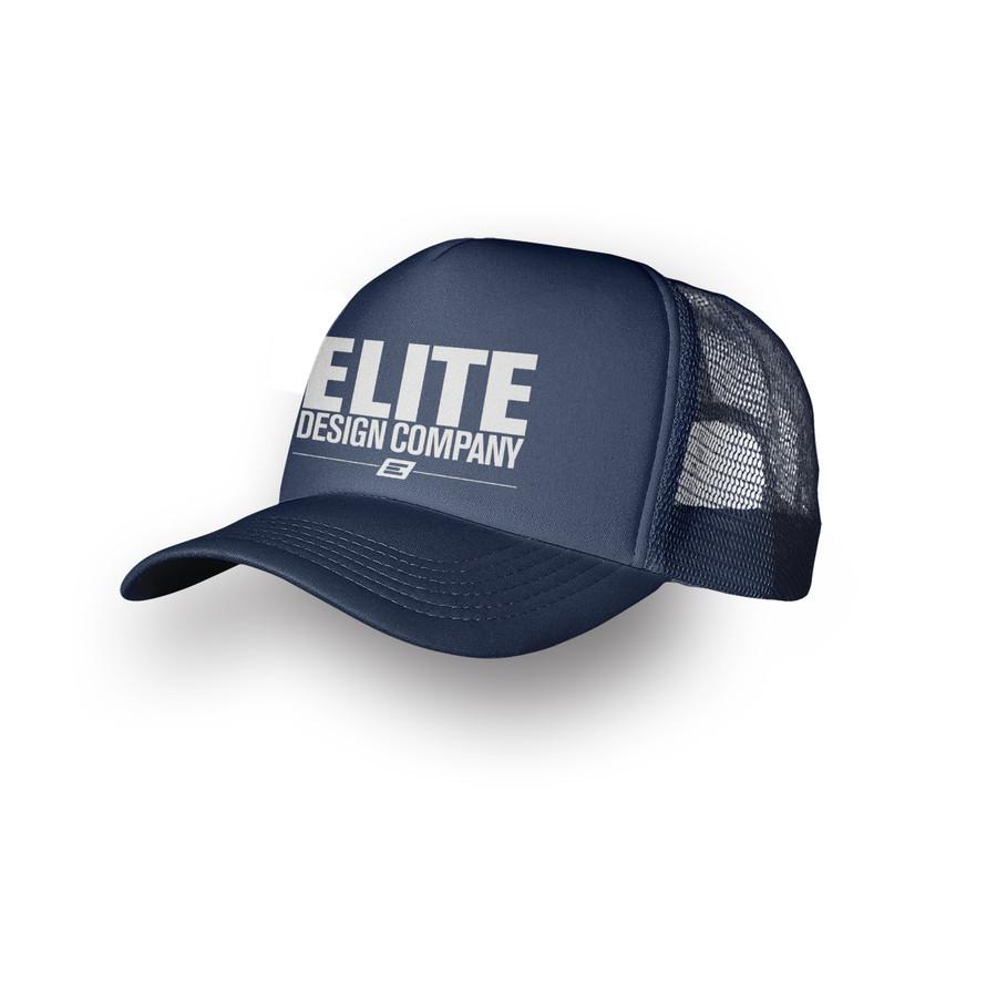 Elite Credit Trucker Cap