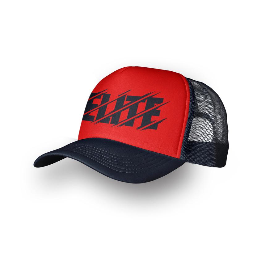 Elite Glitch Trucker Cap