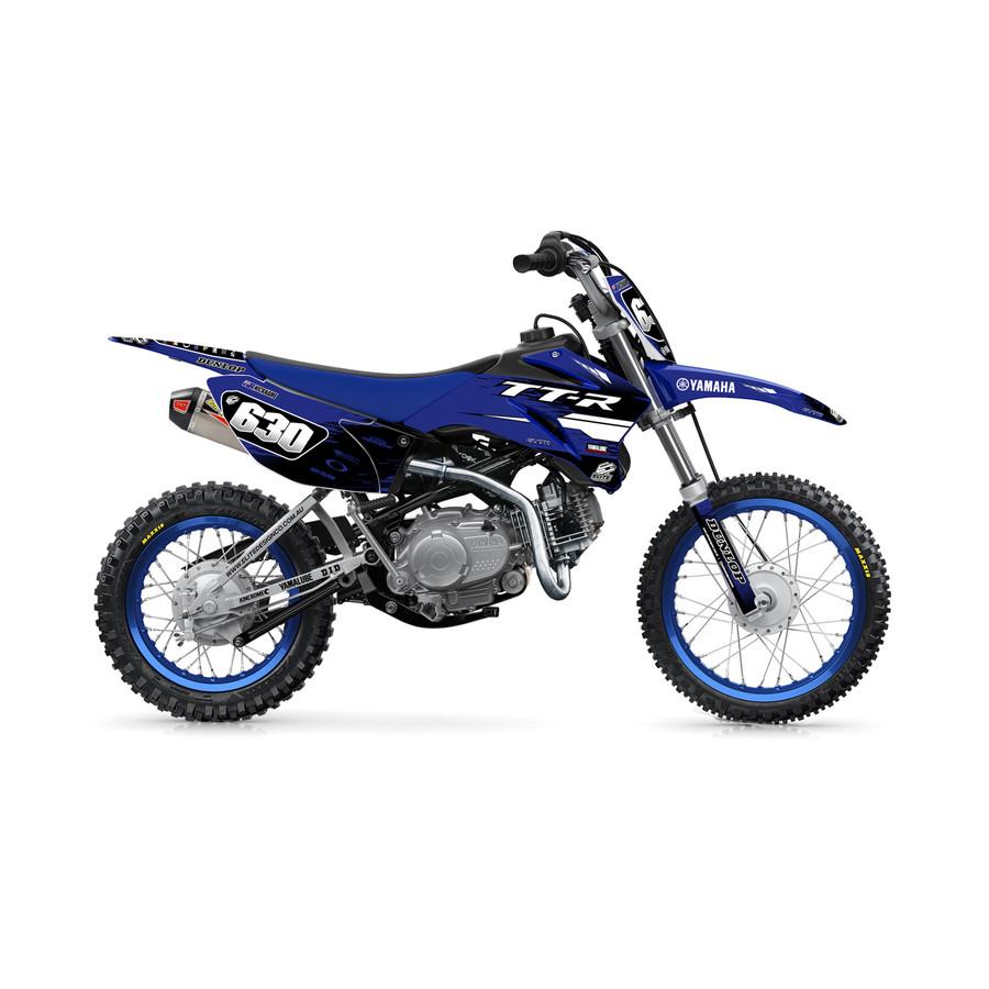 Yamaha Attack TTR110 Graphics Kit