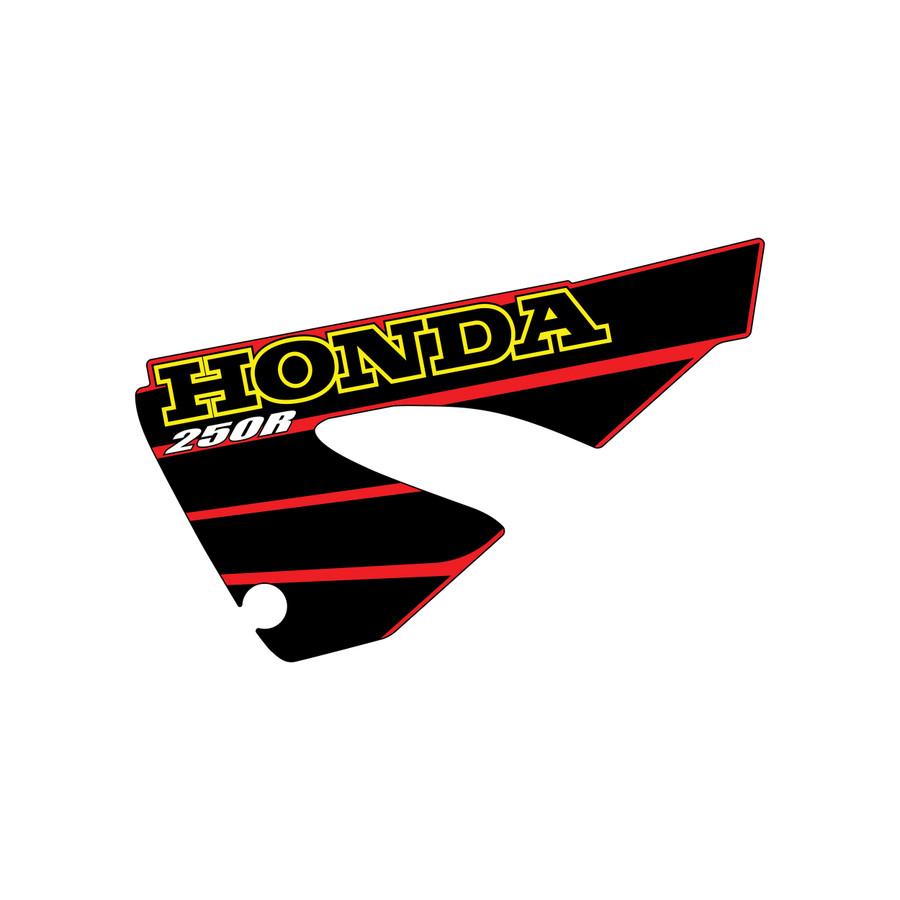 2001 Honda CR250R Replica OEM Shroud Graphics