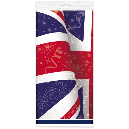 British Tablecover 54x84in
