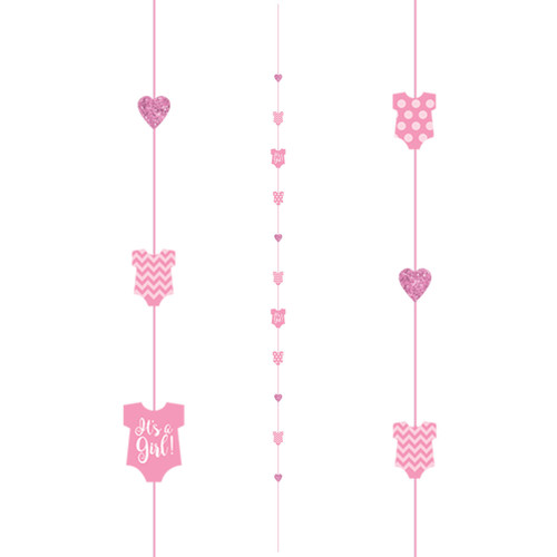Its a Girl String Decoration