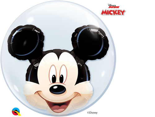 H300 24in Double Bubble Mickey Mouse
