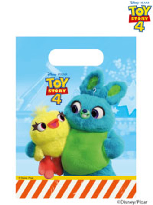 Toy Story 4 Loot Bags Pk6