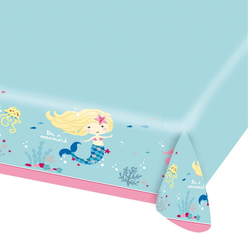 Be a Mermaid Tablecover Paper