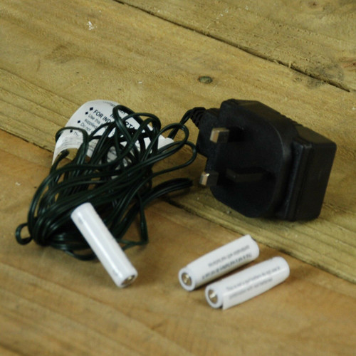 Adapter Battery Replacement 3xAAA 4.5V