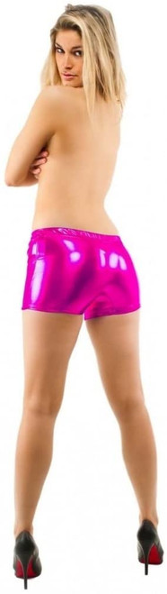 Hotpants Neon Hot Pink S to M