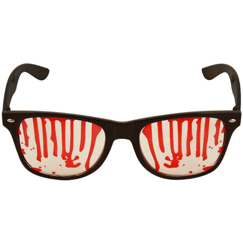 Glasses Austin Powers With Blood