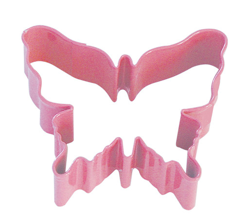 Cookie Cutter Butterfly Pink