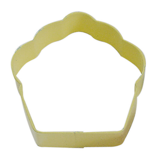 Cookie Cutters Cupcake Yellow