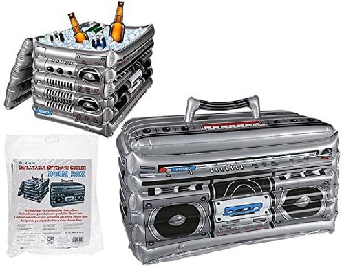 Inflatable Boom Box Ice Cooler 60x40cm