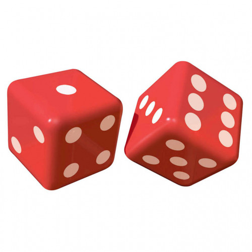 Inflatable Dice