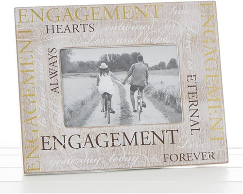 Engagement Photoframe 6x4in