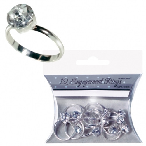 Engagement Rings Table Scatters Pack 12