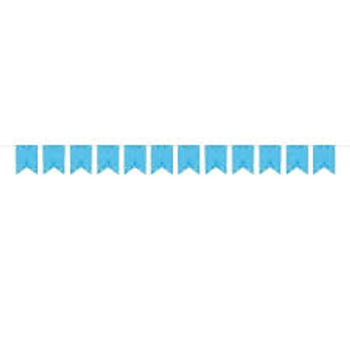 Blue First Communion Personalised Banner Kit