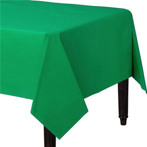 Tablecover Rectangle 54x108in Festive Green
