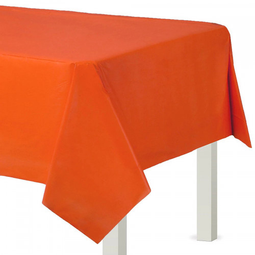 Tablecover Rectangle 54x108in Orange