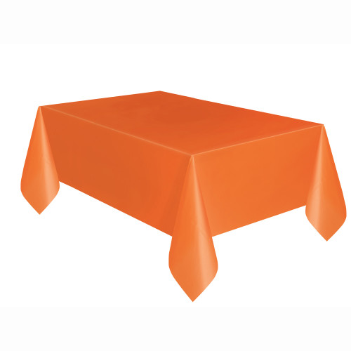 Tablecover Rectangle Orange 54x108in