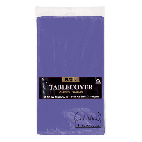 Tablecover Rectangle 54x108in New Purple