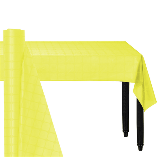 Banquet Roll Paper Yellow 8m