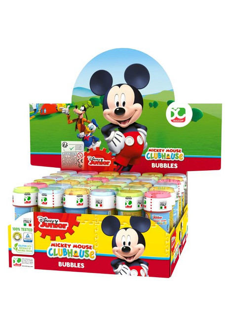 Bubbles Mickey Mouse 60ml